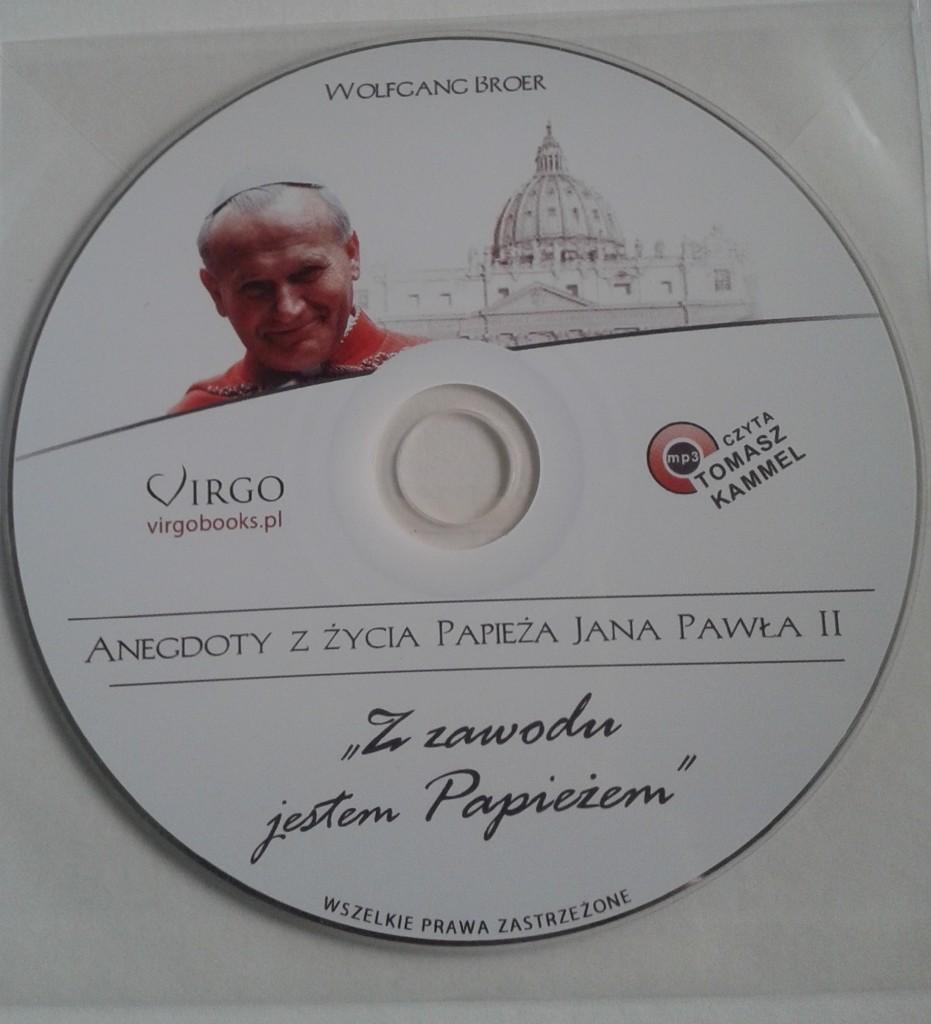 audiobook z zawodu jestem papieżem