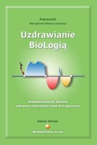 Okładka przód Uzdrawianie Biologia