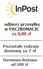 Darmowa dostawa od 200 zł